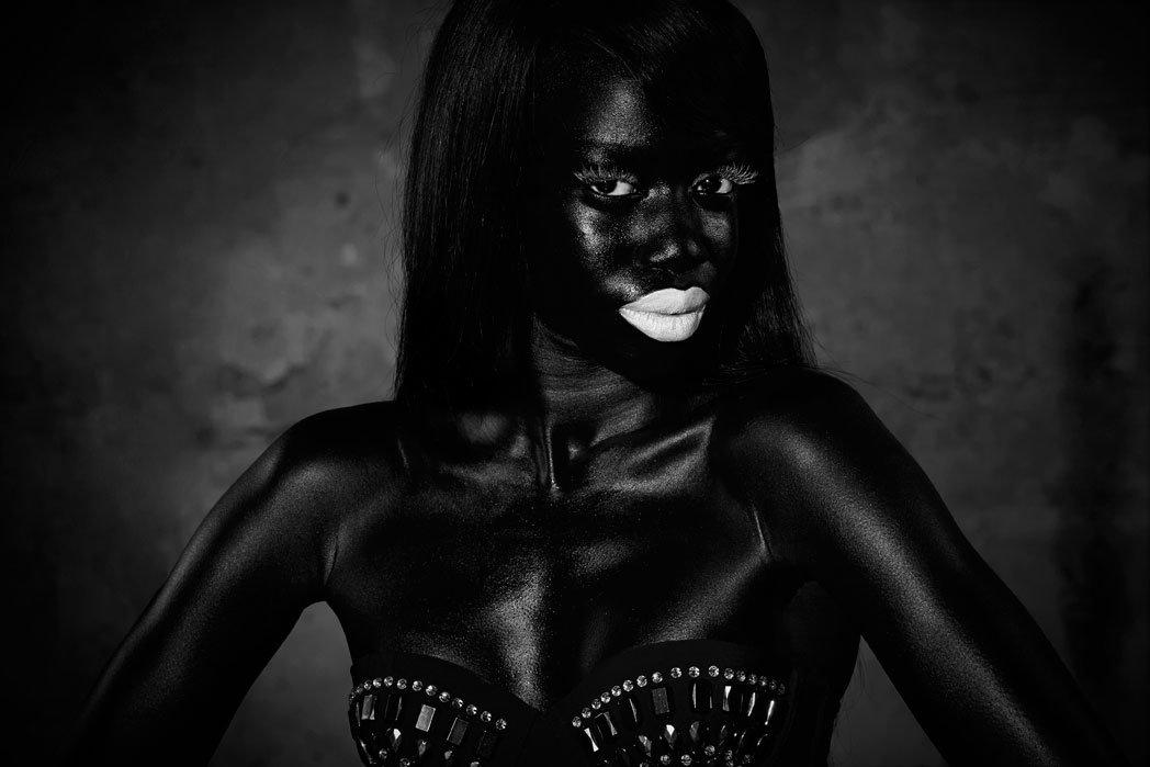 black beauty by Jean Christophe Lagarde Photographe Paris