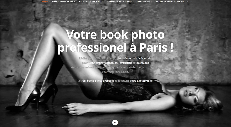 book photo Jean Christophe Lagarde Photographe de mode Paris - Fashion photographer