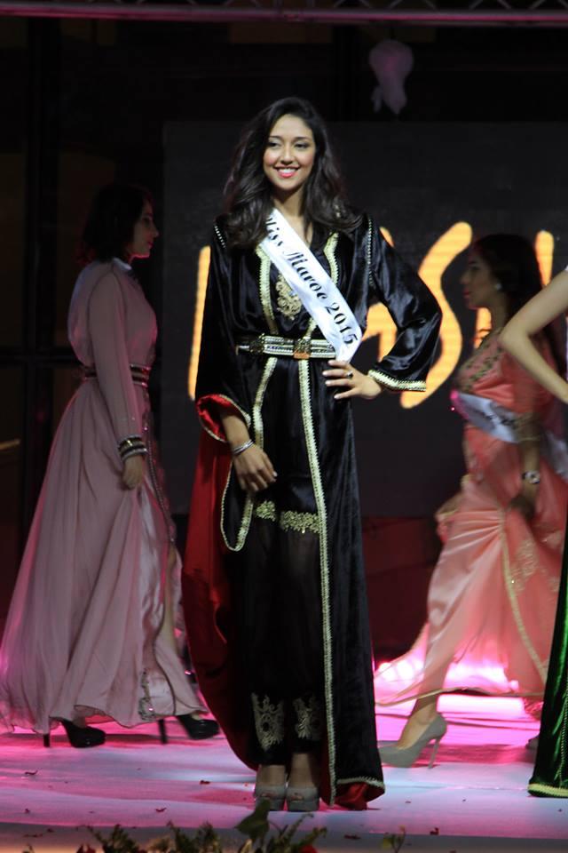 Miss Maroc 2015